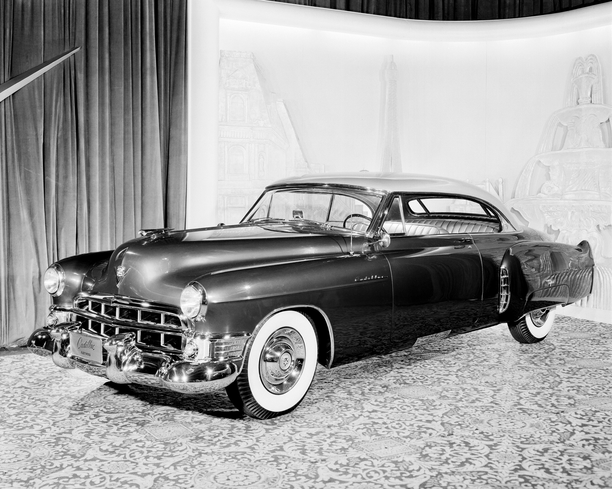 Cadillac Coupe De Ville Prototype First Public Showing In 64 Years At Amelia Island