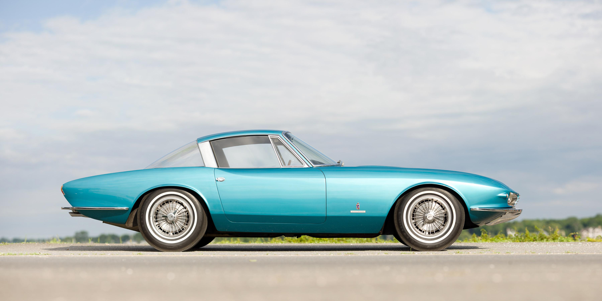 Carlisle To Show Off One Off 63 Corvette Rondine Concept Car