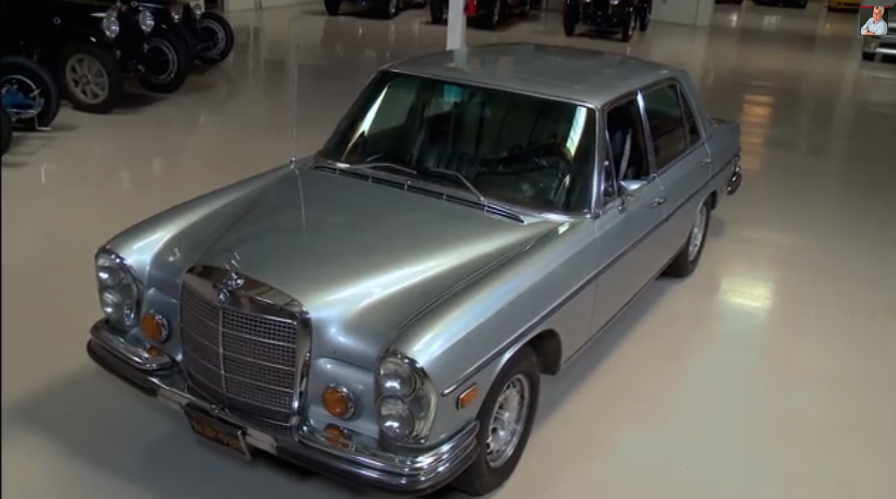 Jay Leno S 1972 Mercedes Benz 300 Sel 6 3 Fans Choice