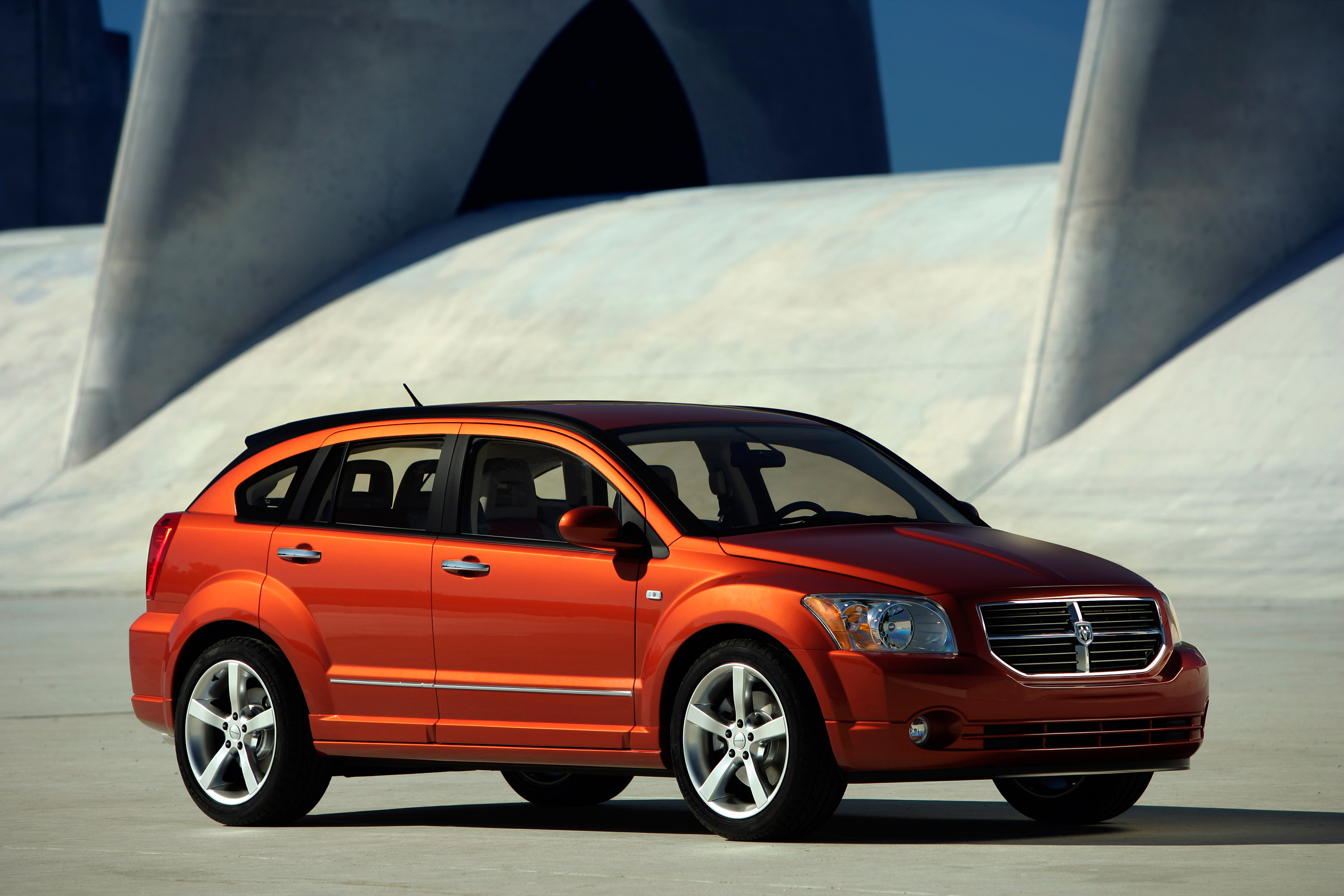 Dodge Caliber Headed Togeneva