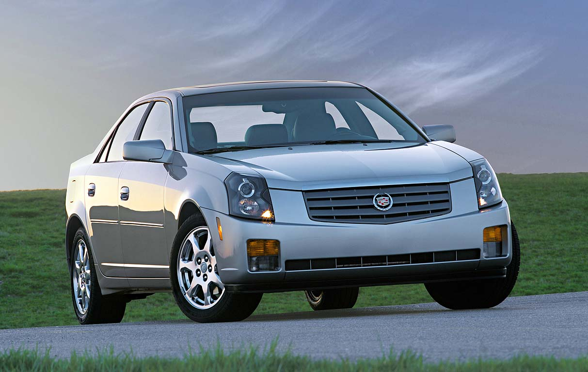 2005-2007 Cadillac CTS Recalled For Airbag Seat-Sensor Issue