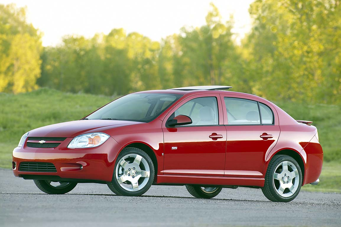 2005 2007 Chevrolet Cobalt 2007 Pontiac G5 Recalled For