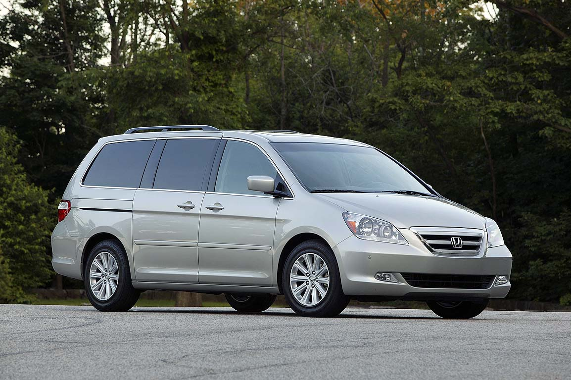 Honda Recalling 344 187 Odyssey Minivans For Unexpected