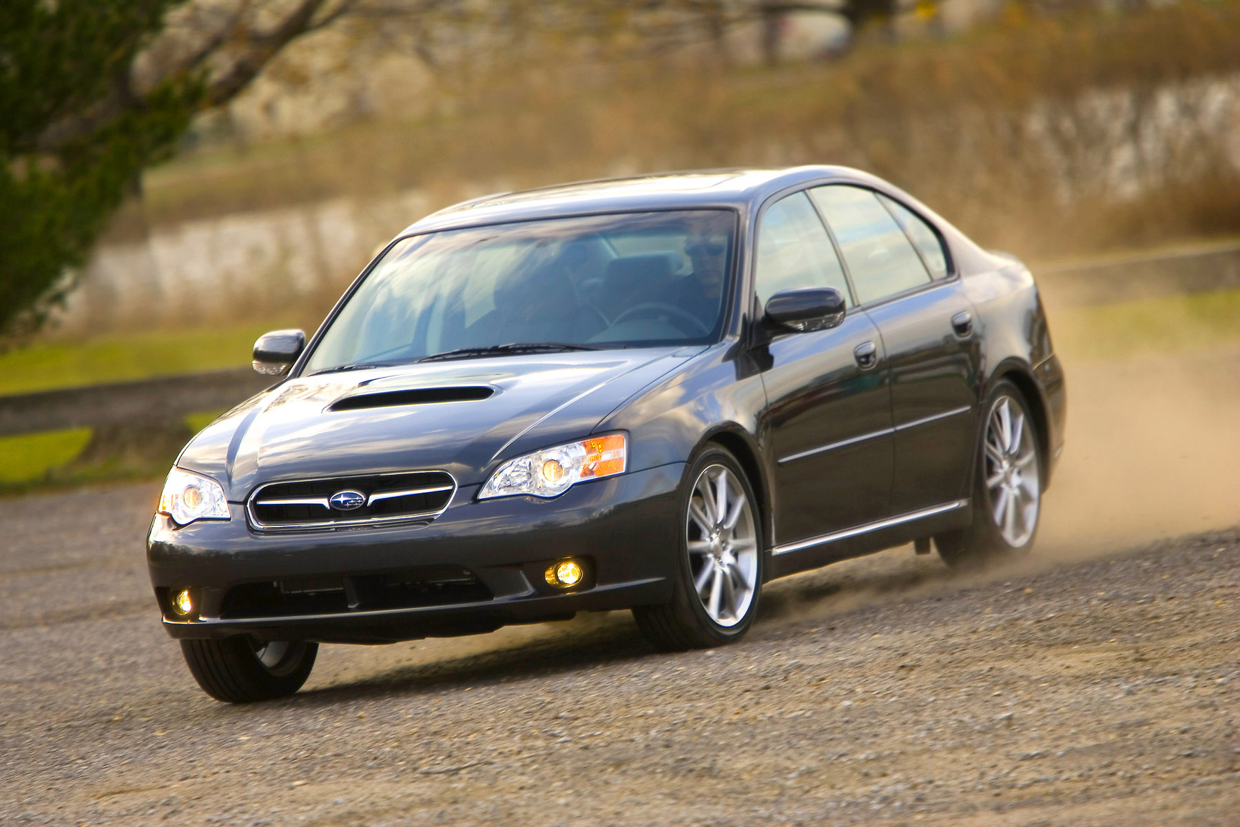 2007 Subaru Legacy Gt Spec B The Car Connection