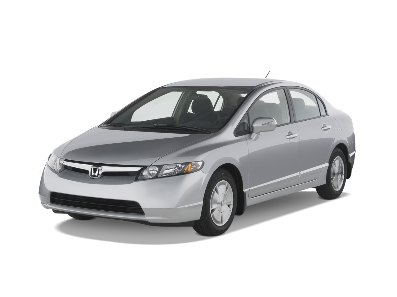Why An Old, Used Honda Civic Hybrid Is Good For Your Health