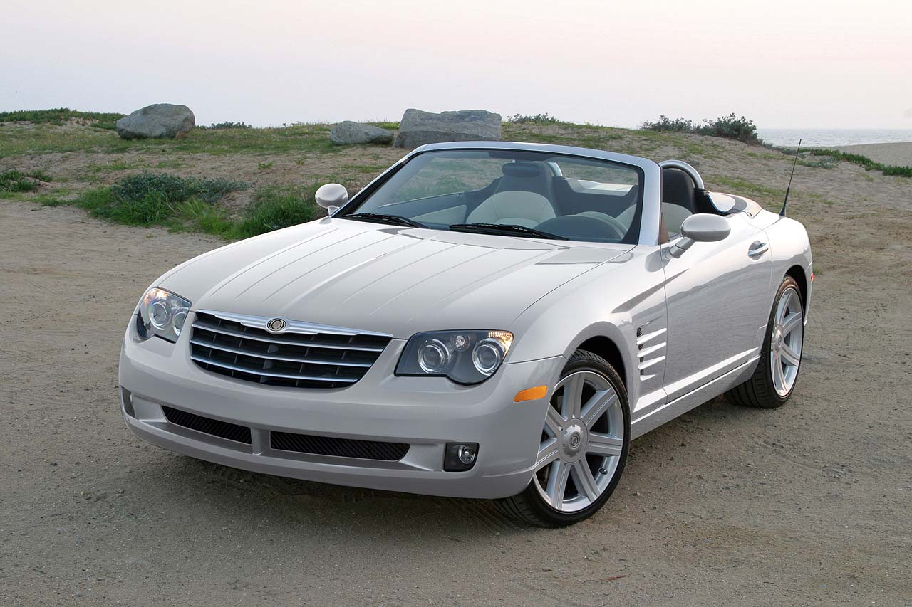 new and used chrysler crossfire prices photos reviews specs the car connection. Black Bedroom Furniture Sets. Home Design Ideas