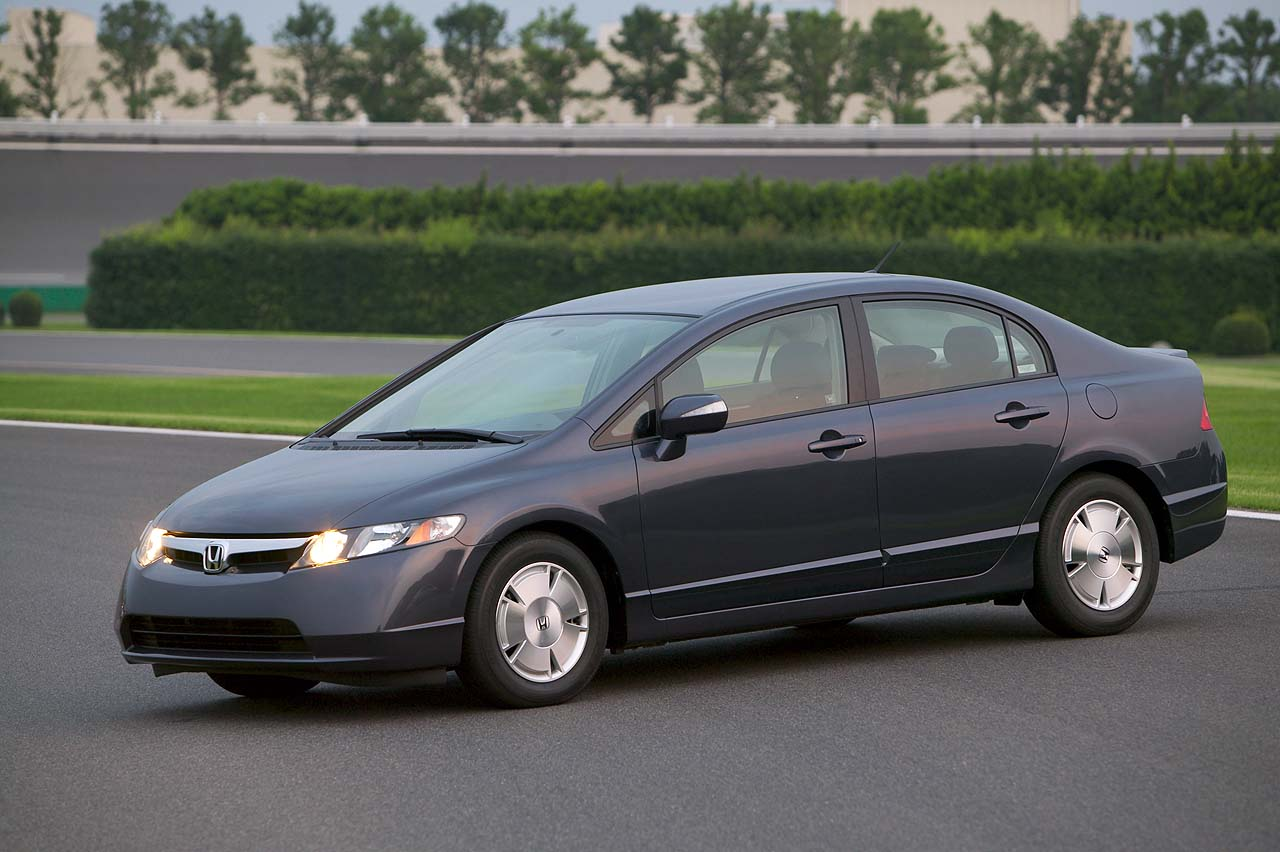 2008 Honda Civic Hybrid Review, Ratings, Specs, Prices ...