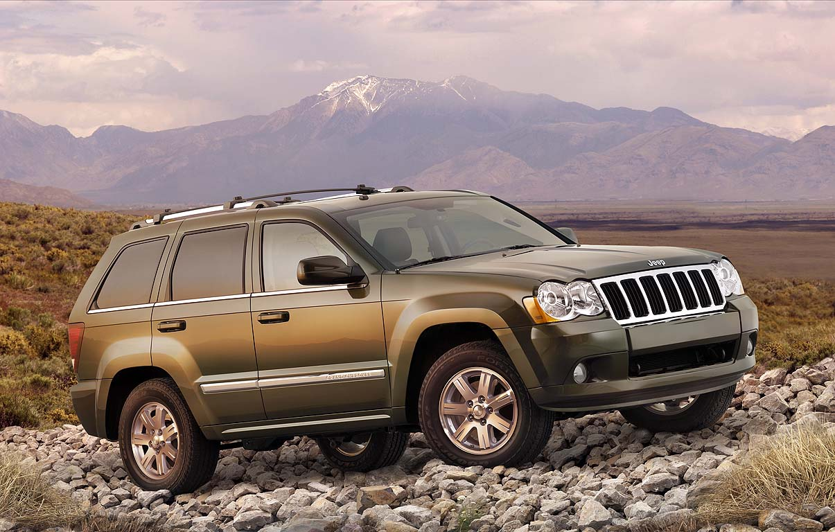 2008 jeep grand cherokee review ratings specs prices and photos the car connection. Black Bedroom Furniture Sets. Home Design Ideas