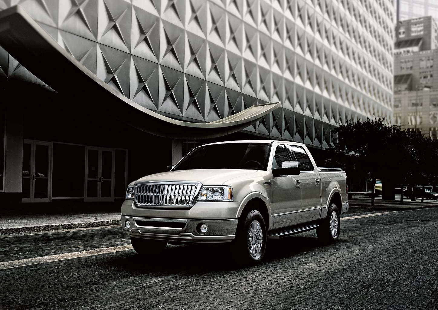 BMW Of Fresno >> New and Used Lincoln Mark LT: Prices, Photos, Reviews, Specs - The Car Connection