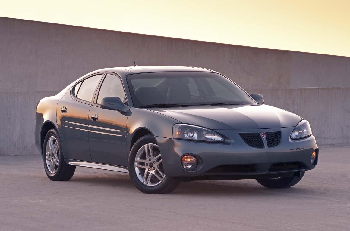 Kia Of Columbus >> New and Used Pontiac Grand Prix: Prices, Photos, Reviews, Specs - The Car Connection