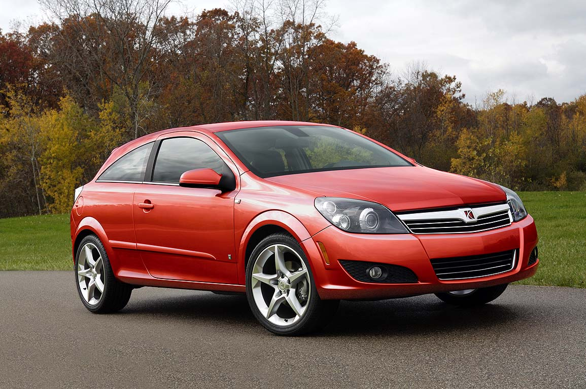 2008 saturn astra performance review the car connection. Black Bedroom Furniture Sets. Home Design Ideas