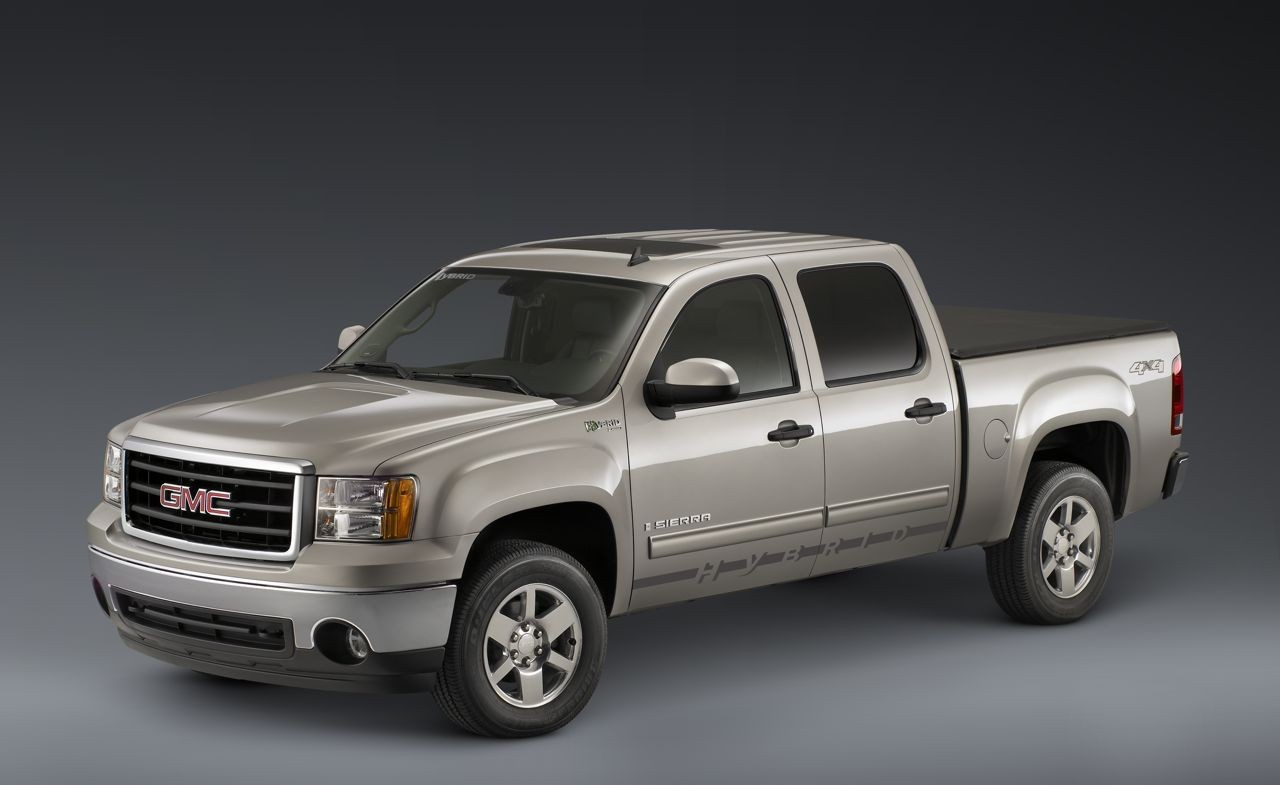 2009 Gmc Sierra 1500 Hybrid Review Ratings Specs Prices