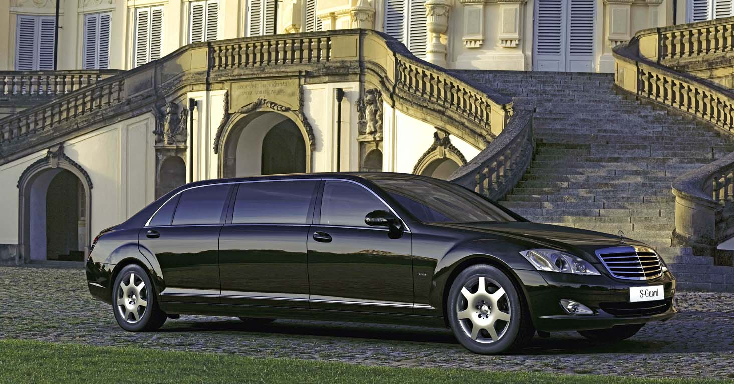 Mercedes benz s class pullman to be world s most expensive for The most expensive mercedes benz