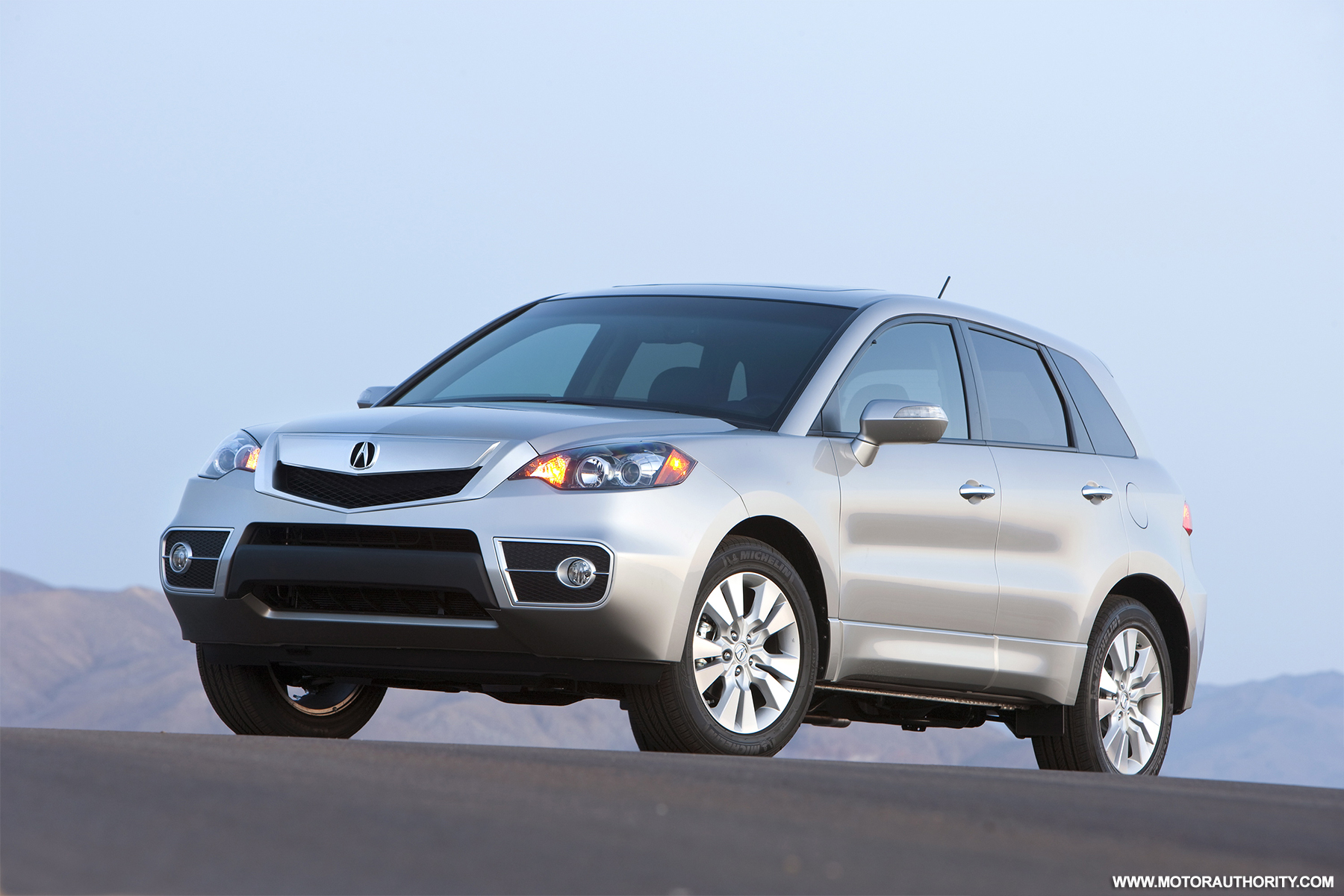 2010 acura rdx styling review the car connection. Black Bedroom Furniture Sets. Home Design Ideas