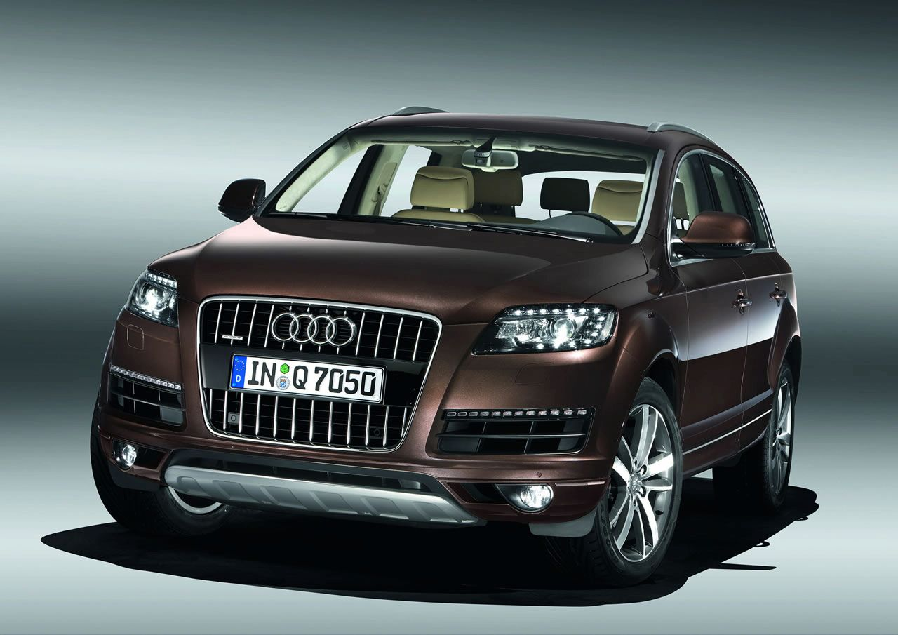 Audi Q7 The Remake