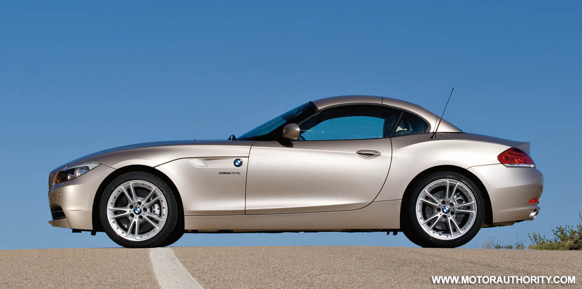 2010 Bmw Z4 Review Ratings Specs Prices And Photos