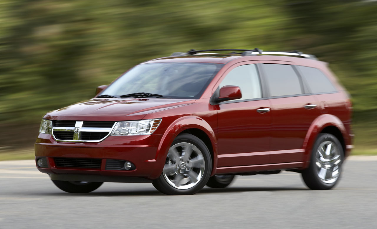 Mazda El Paso >> 2010 Dodge Journey Review, Ratings, Specs, Prices, and Photos - The Car Connection