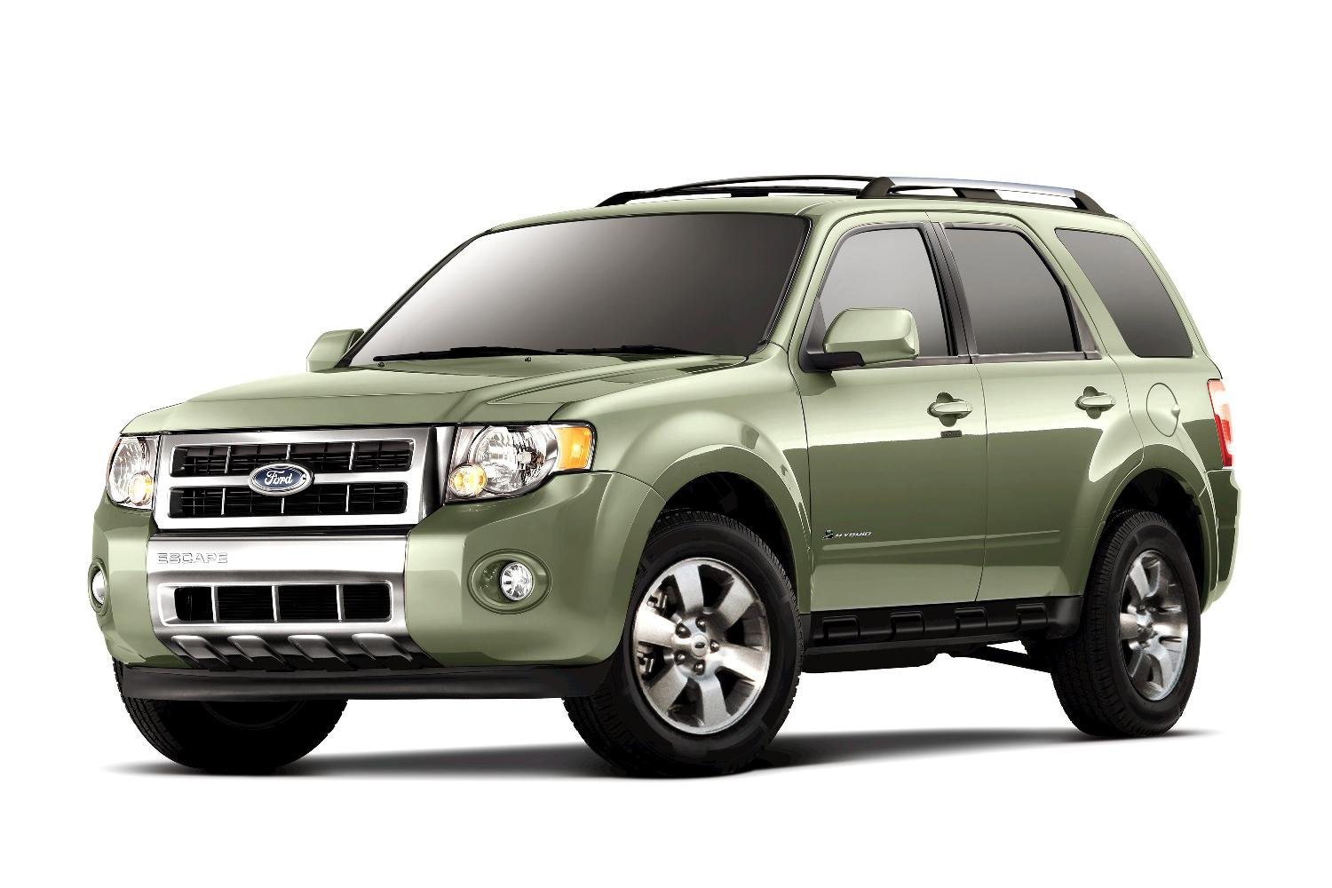 2011 Ford Explorer Accessories 2010 Ford Escape Hybrid Review, Ratings, Specs, Prices ...