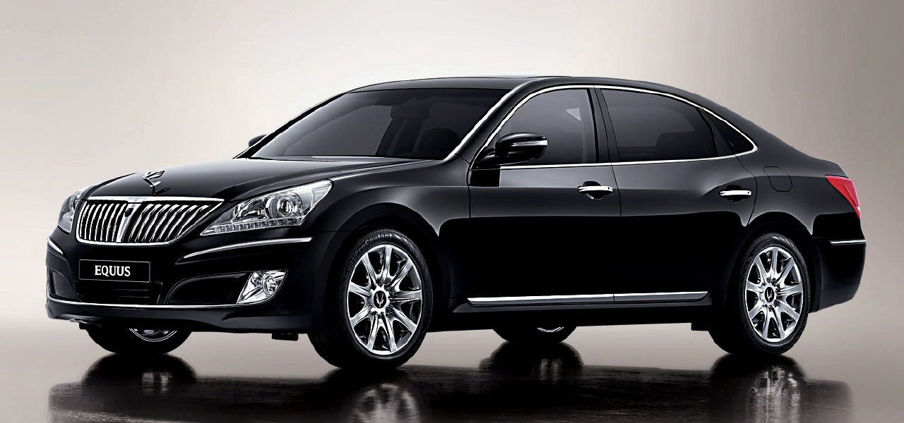 Start Spreadin The News Hyundai Equus Slouches Toward