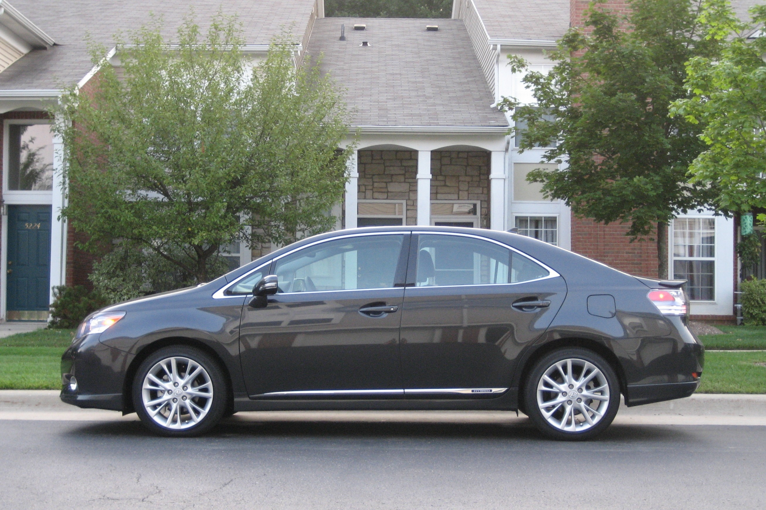 Miami Used Chevrolet >> 2010 Lexus HS 250h Review, Ratings, Specs, Prices, and ...