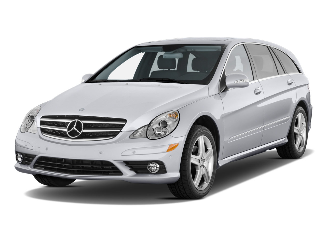 2010 mercedes benz r class review ratings specs prices for Mercedes benz connect