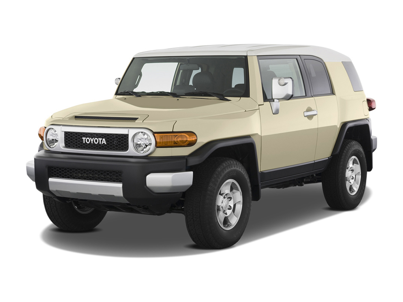 2010 toyota fj cruiser 4wd 4 door auto natl angular front. Black Bedroom Furniture Sets. Home Design Ideas