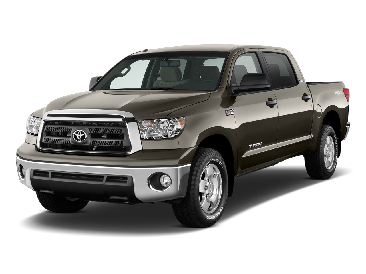 2010 toyota tundra crewmax 5 7l v8 6 spd at grade natl angular front exterior view 100250126. Black Bedroom Furniture Sets. Home Design Ideas