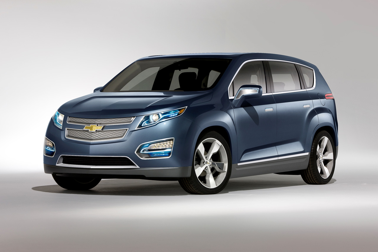 Will Gm Offer A Five Seat Hybrid Or Volt To Target Prius V
