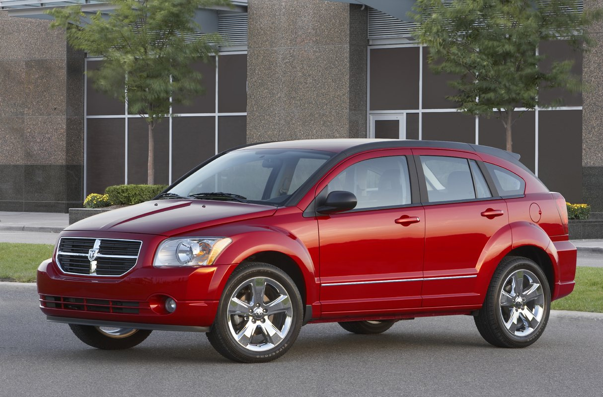 Bmw Of Fresno >> New and Used Dodge Caliber: Prices, Photos, Reviews, Specs - The Car Connection