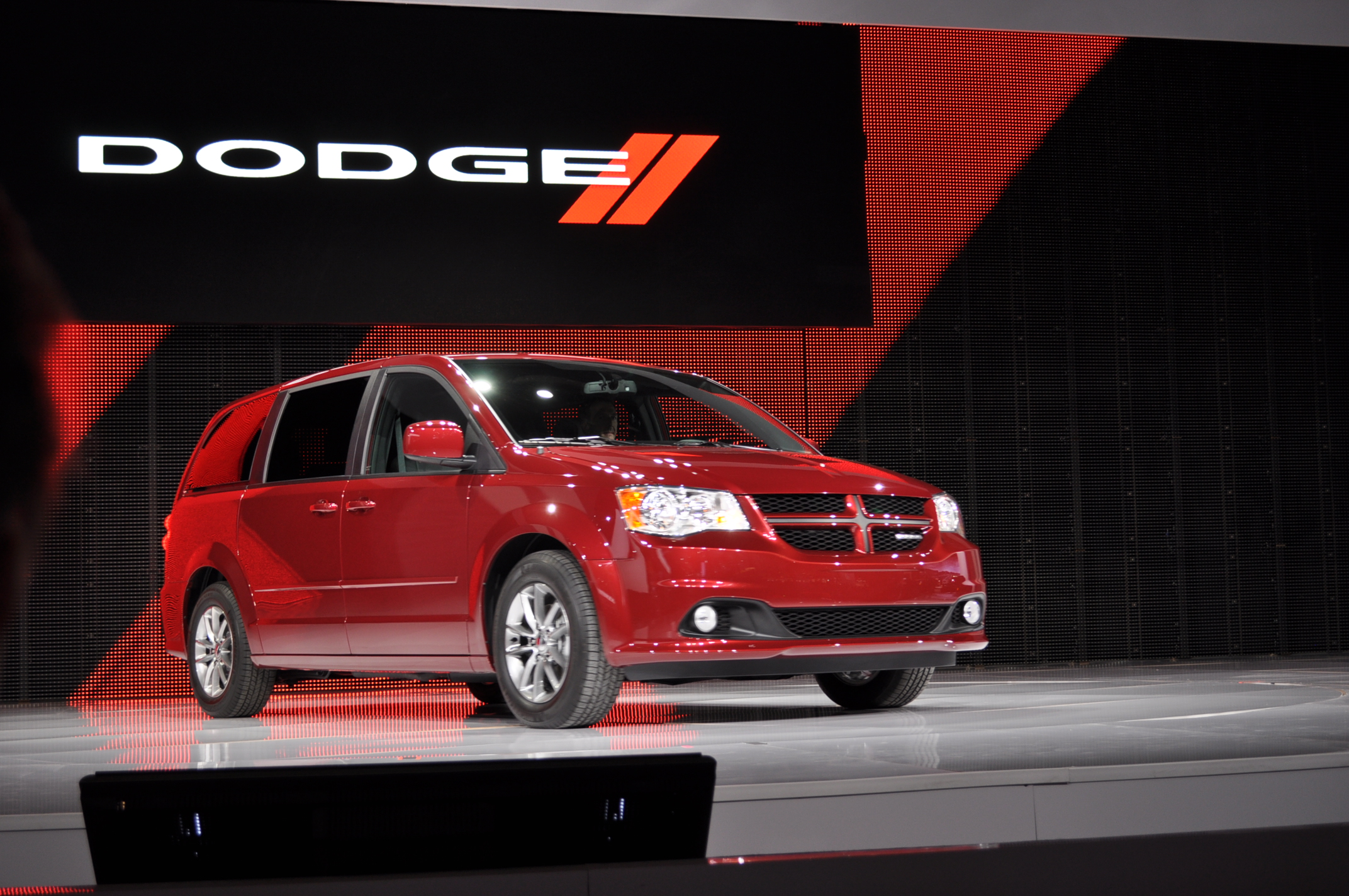 2011 Dodge Grand Caravan R T You Re No Quot Man Van Quot