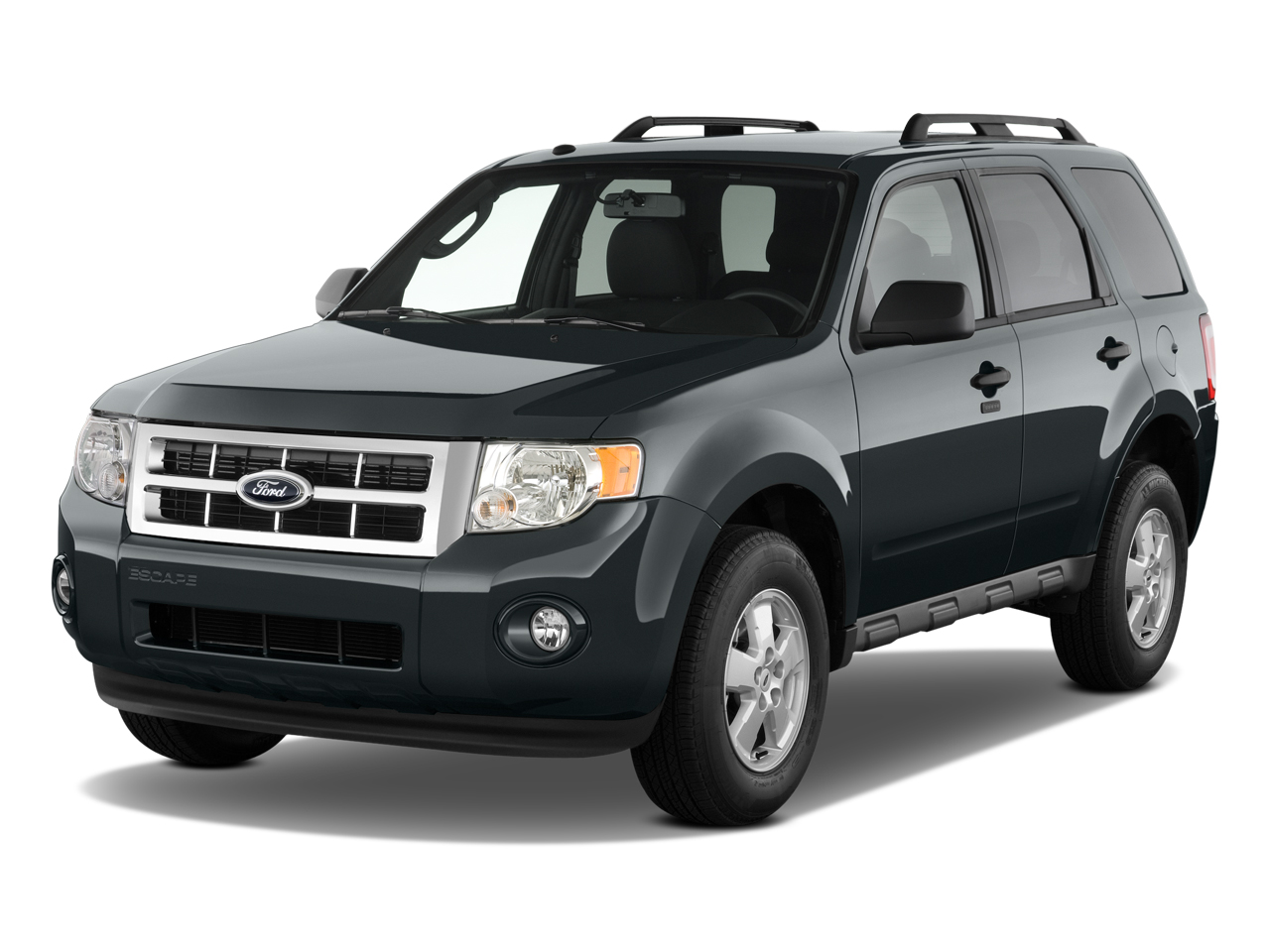 2011 ford escape fwd 4 door xlt angular front exterior view 100323238. Black Bedroom Furniture Sets. Home Design Ideas
