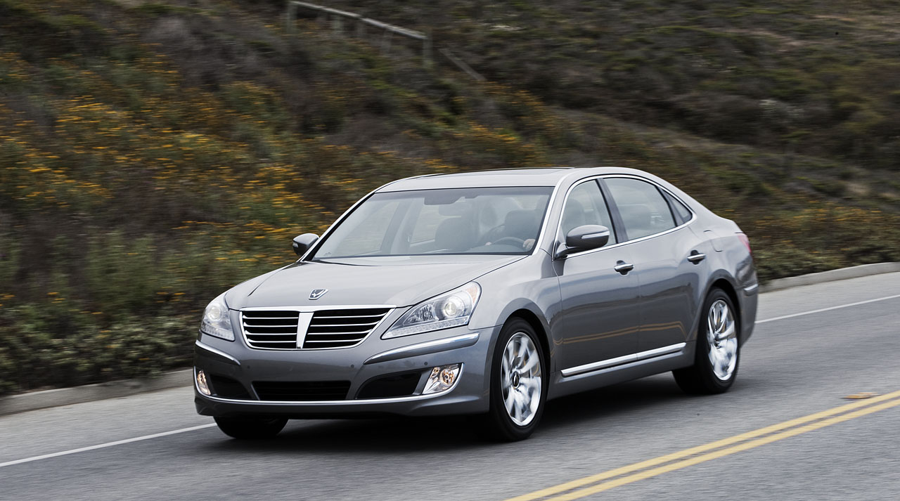 2011 Hyundai Equus Review Ratings Specs Prices And