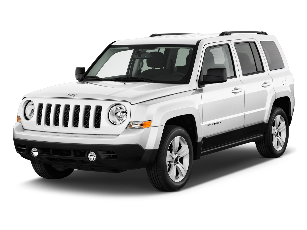 2011 Jeep Patriot Fwd 4 Door Latitude Angular Front