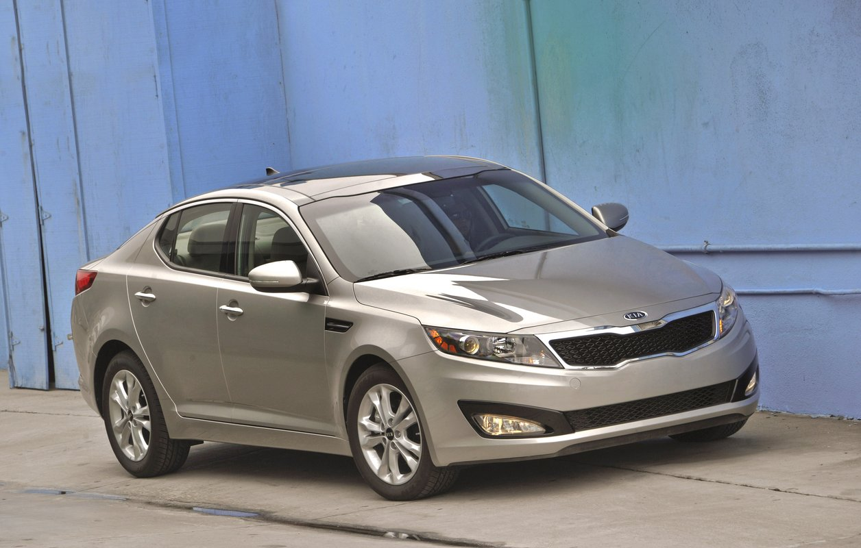 2011 Kia Optima Review Ratings Specs Prices And Photos