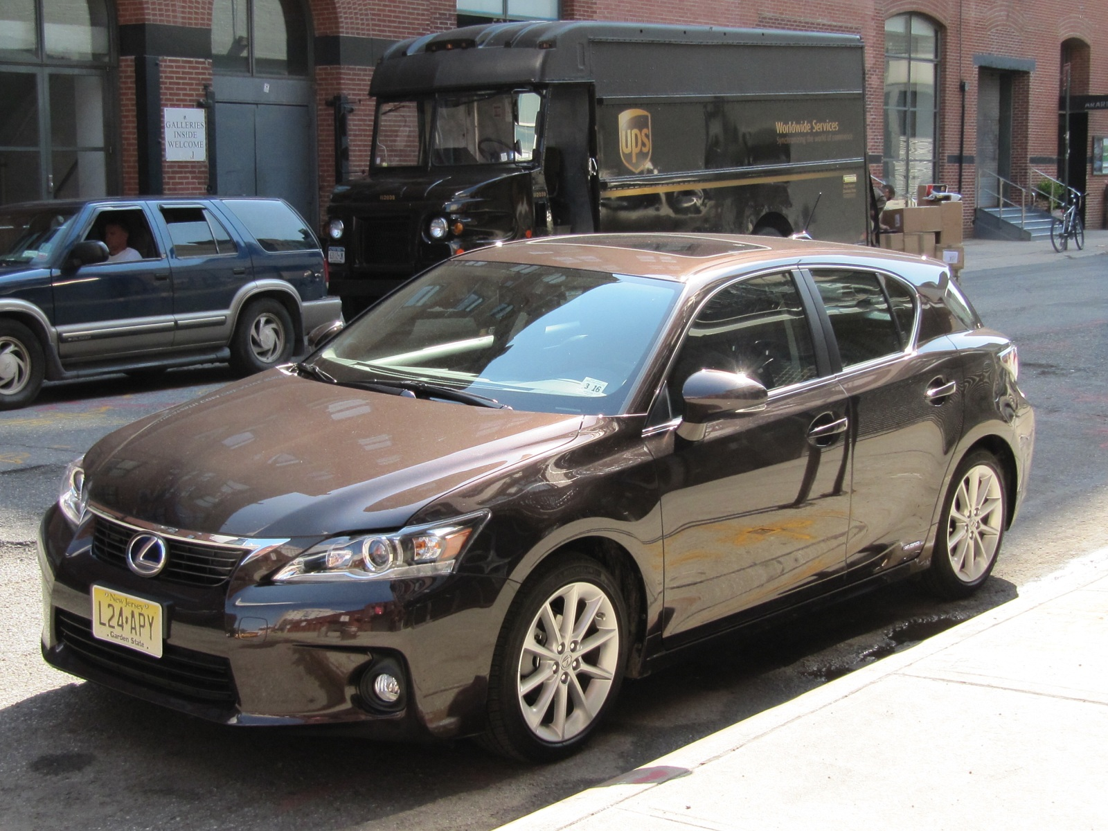 2011 lexus ct 200h compact hybrid hatch first drive review