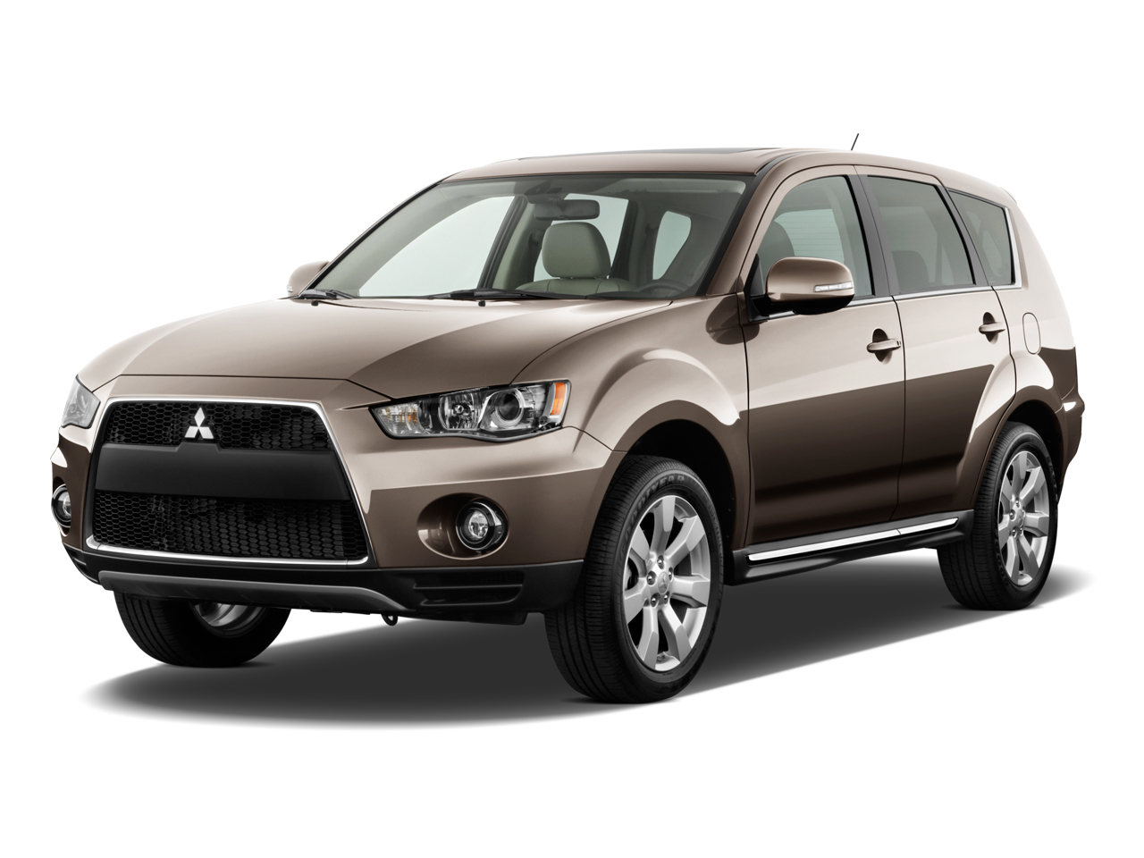 2011 Mitsubishi Outlander SUV ES 4dr Front wheel Drive Promotions bet at home Exterior ...