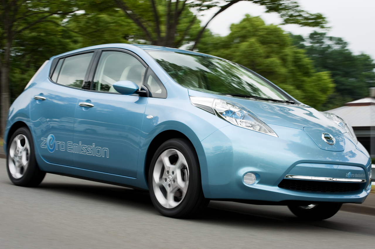 How To Pay Just 12 280 For A Brand New 2011 Nissan Leaf