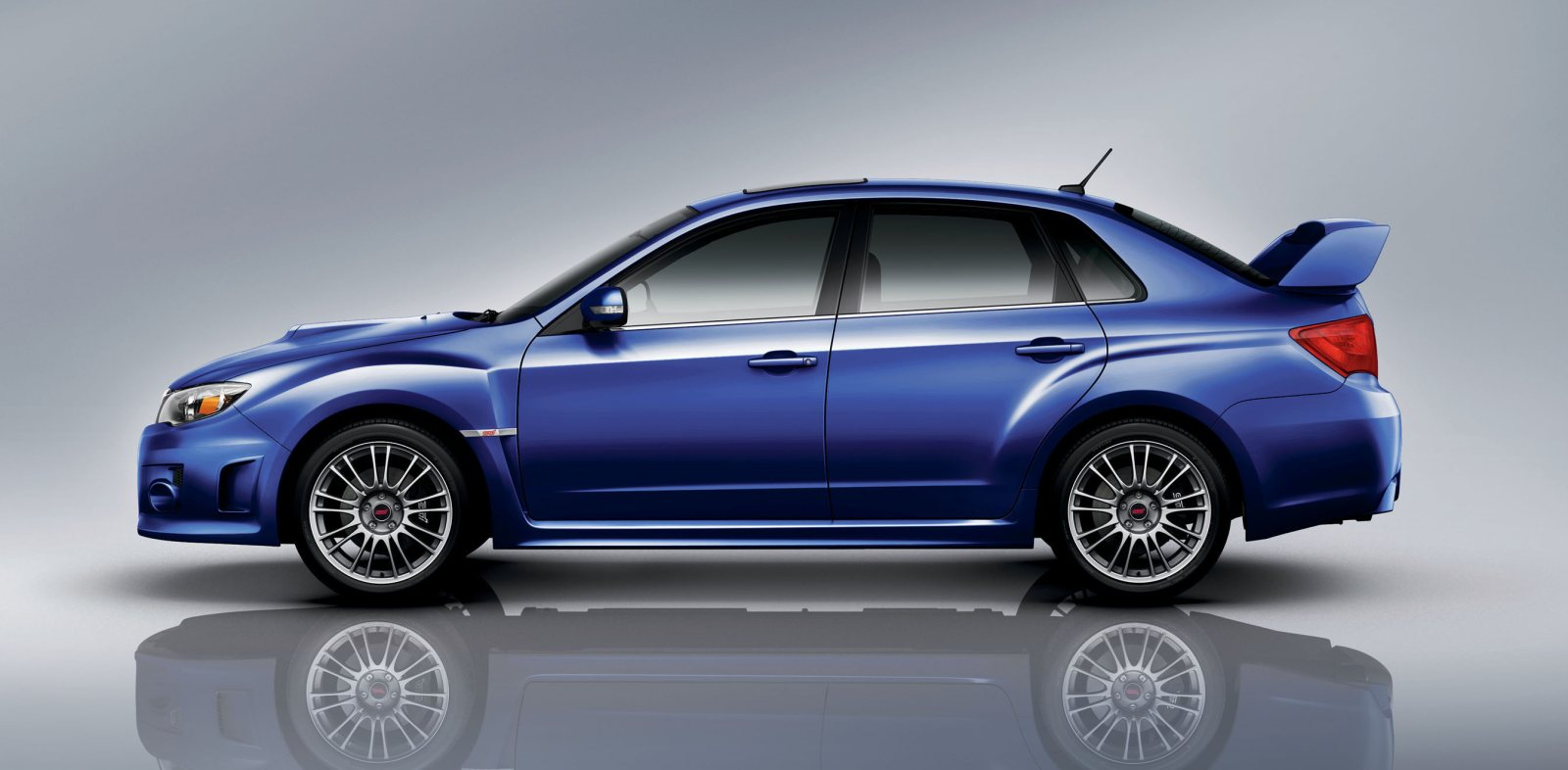 Subaru Wrx Sti Sedan The Wing Is Back H