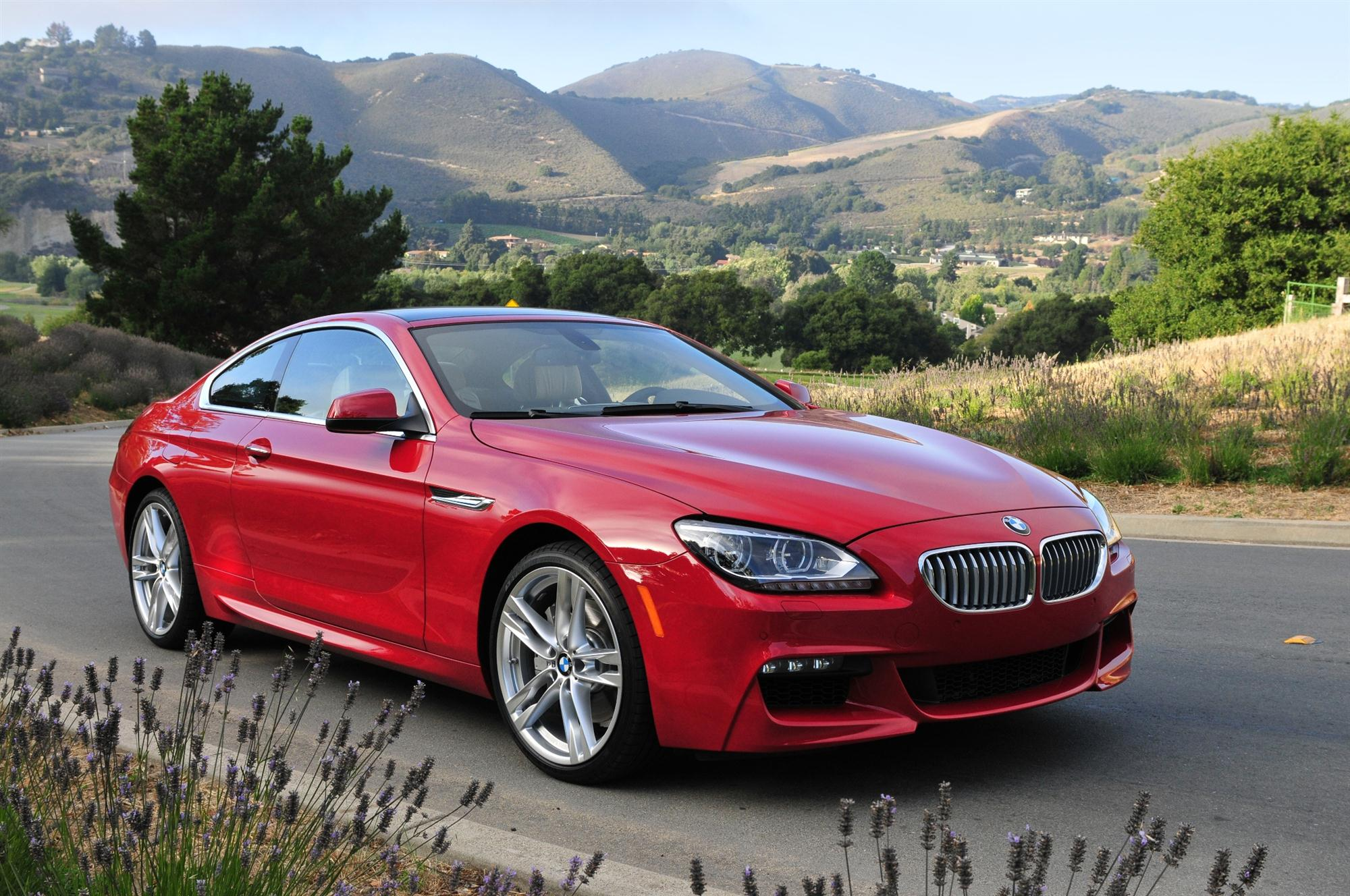 2012 bmw 6 series review ratings specs prices and photos the car connection. Black Bedroom Furniture Sets. Home Design Ideas