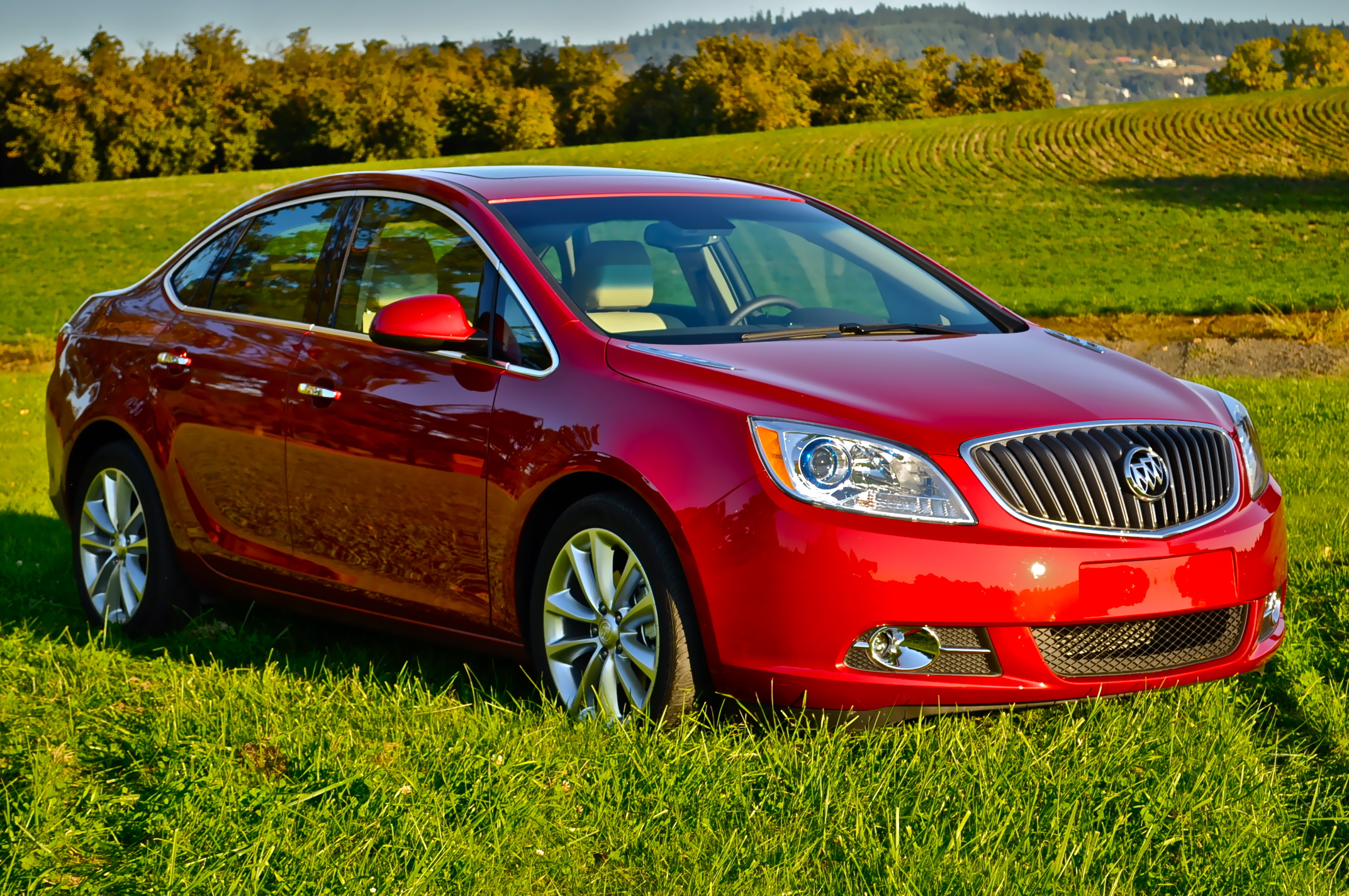 Buick Verano Hybrid Coming But Not Until 2015