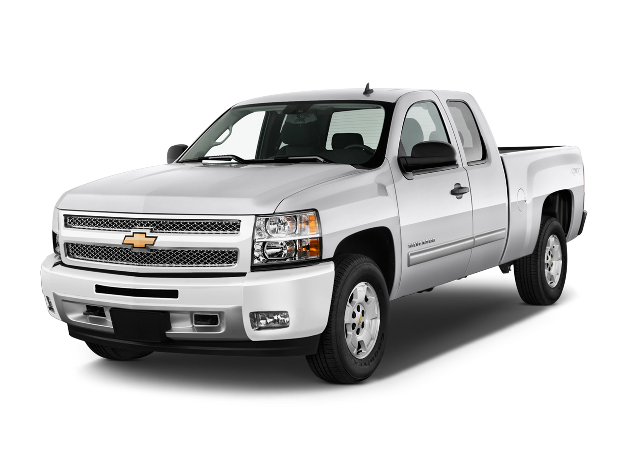 2012 chevrolet silverado 1500 4wd ext cab 157 5 lt angular front exterior view 100379142. Black Bedroom Furniture Sets. Home Design Ideas