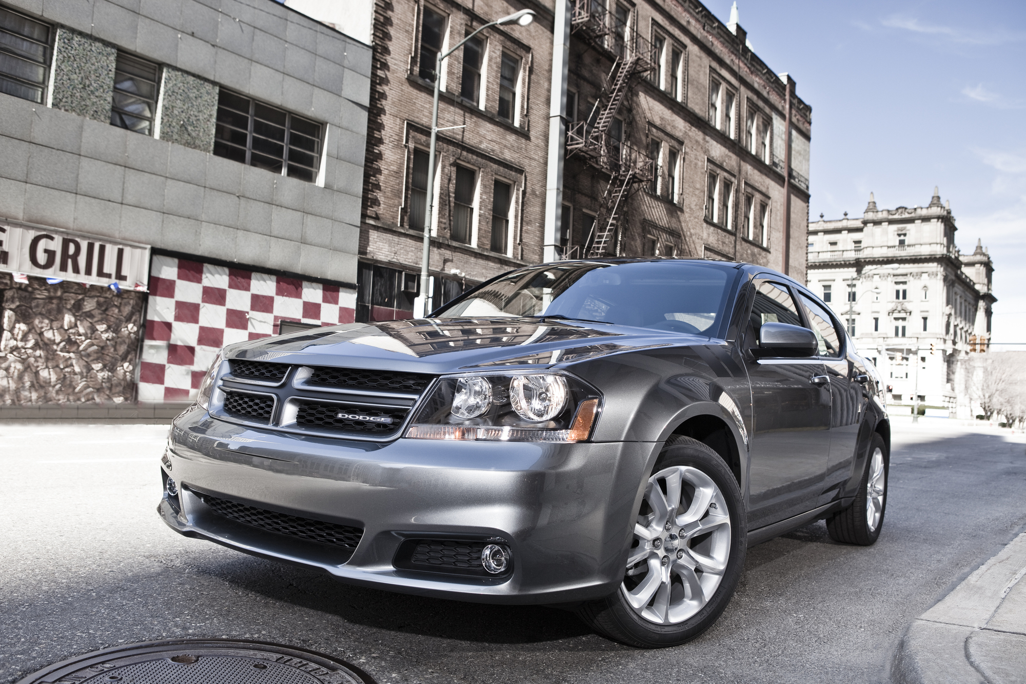 Land Rover Indianapolis >> 2012 Dodge Avenger Review, Ratings, Specs, Prices, and ...