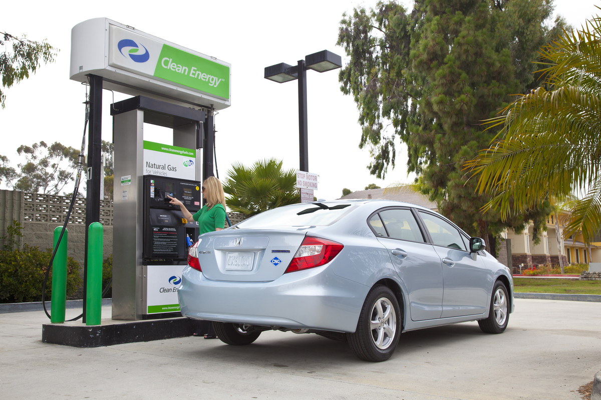 Do Electric And Natural Gas Cars Compete Against Each Other