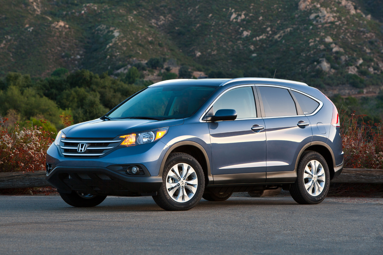 Land Rover Louisville >> 2012 Honda CR-V Review, Ratings, Specs, Prices, and Photos