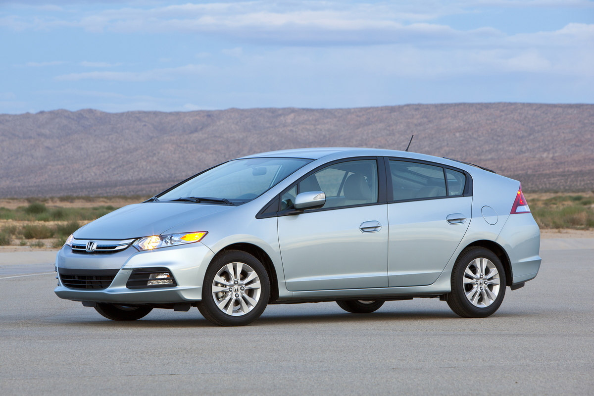 Nissan Leaf Battery Life >> 2012 Honda Insight Reviews& Test Drives - Green Car Reports
