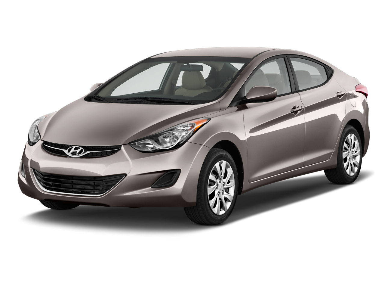 2012 hyundai elantra 4 door sedan auto gls alabama plant angular front exterior view 100356108. Black Bedroom Furniture Sets. Home Design Ideas