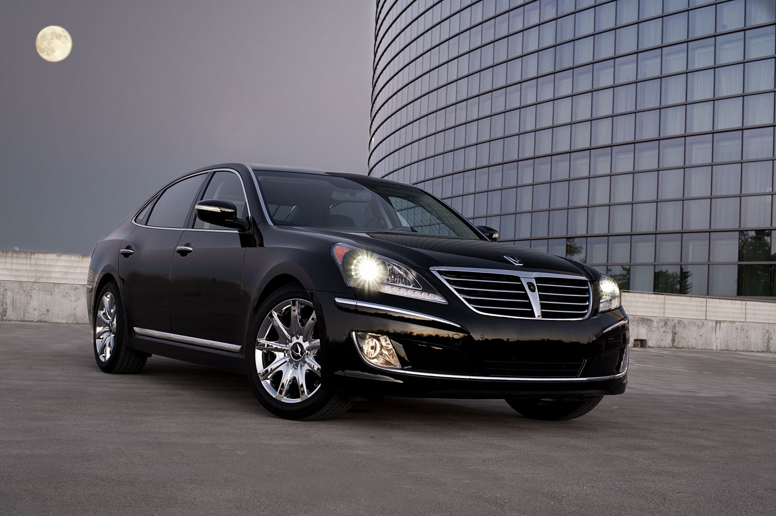 2012 Hyundai Equus Review Ratings Specs Prices And