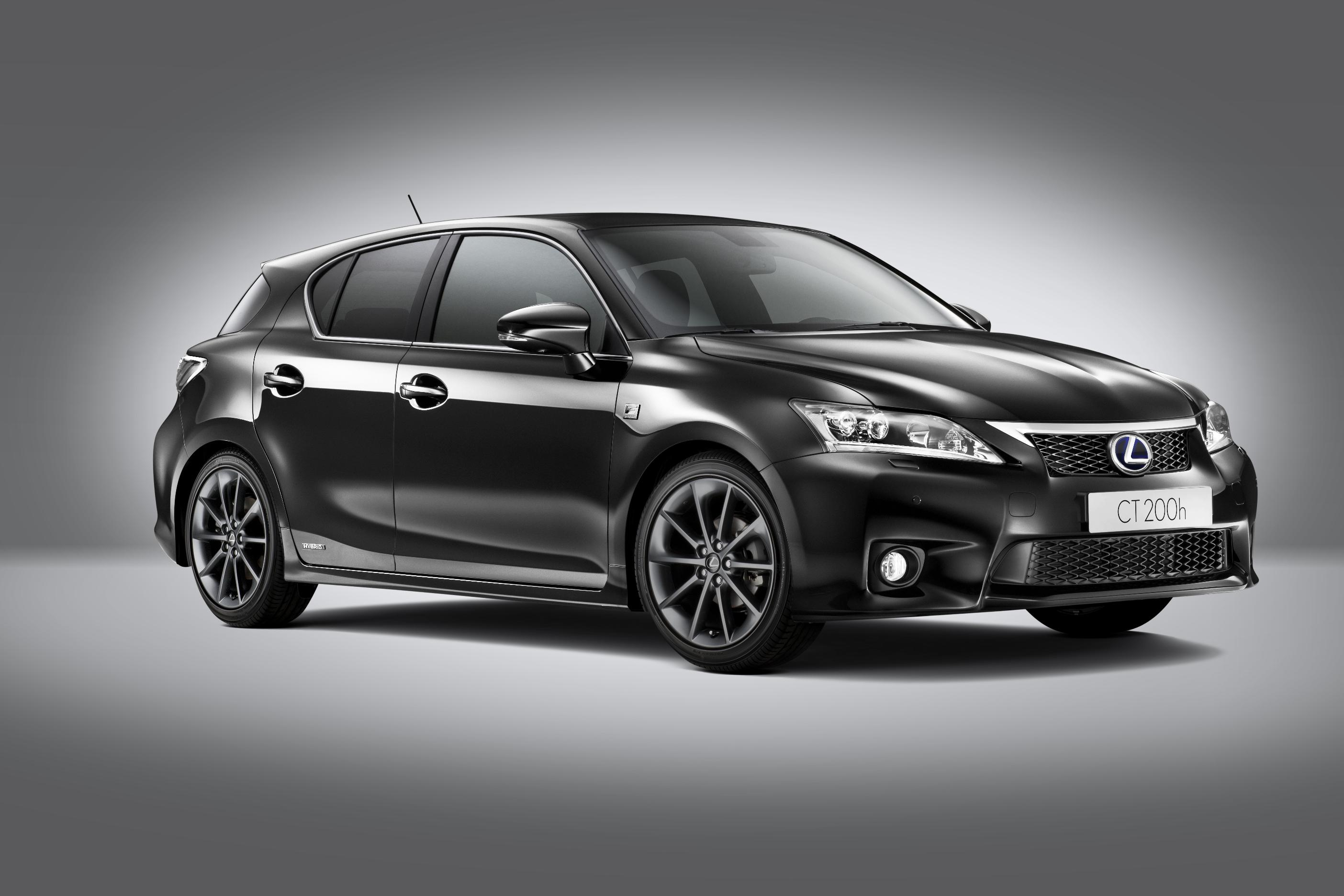 2012 lexus ct 200h f sport drive report. Black Bedroom Furniture Sets. Home Design Ideas