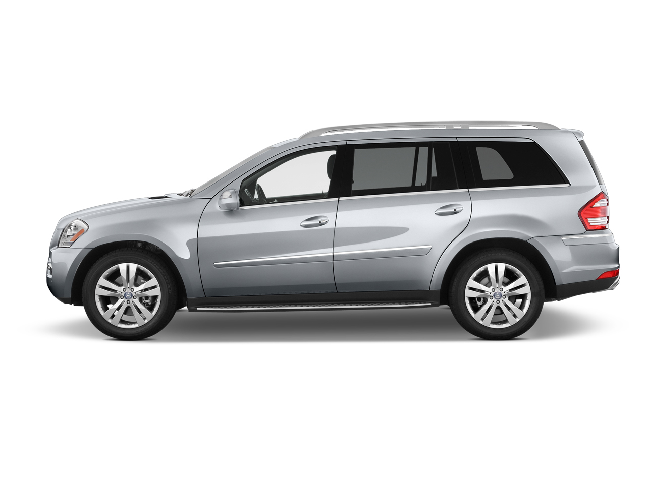 2012 mercedes benz gl class 4matic 4 door 4 6l side