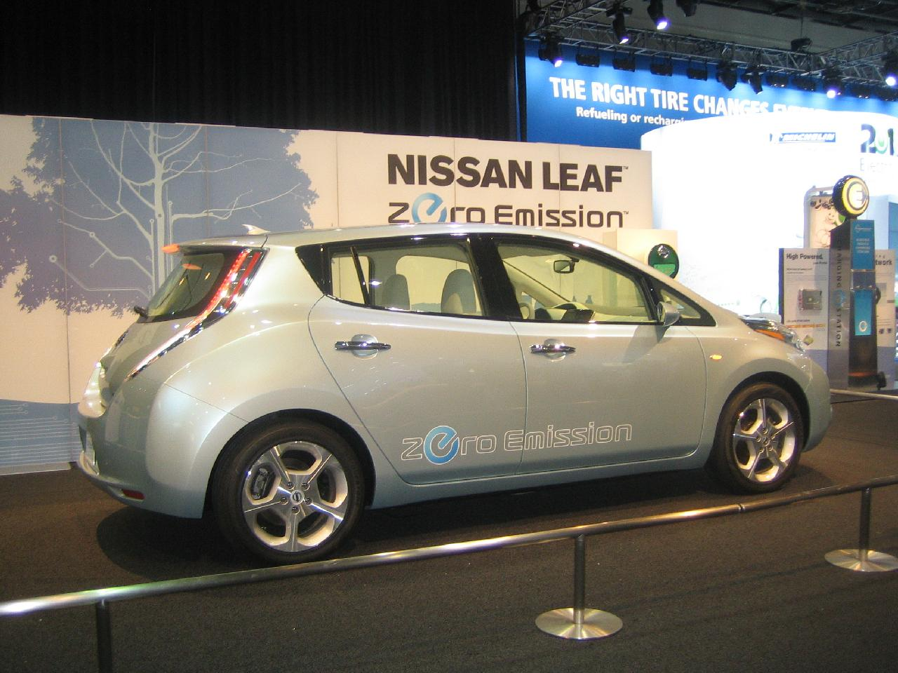 2012 nissan leaf review ratings specs prices and. Black Bedroom Furniture Sets. Home Design Ideas
